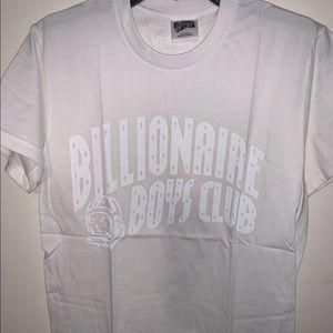 BBC BILLIONAIRE BOYS CLUB WHITE MIAMI T SHIRT